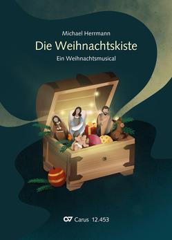 Die Weihnachtskiste (Partitur) von Hermann,  Michael