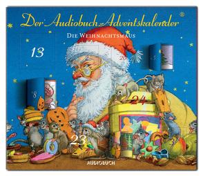 Die Weihnachtsmaus von Brauer,  Charles, Diverse, Wolters,  Doris, Zimber,  Corinna