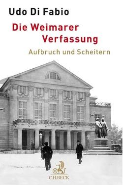 Die Weimarer Verfassung von Fabio,  Udo Di