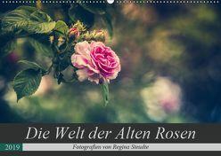 Die Welt der Alten Rosen (Wandkalender 2019 DIN A2 quer) von Steudte,  Regina
