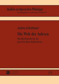 Die Welt der Auleten von Scheithauer,  Andrea