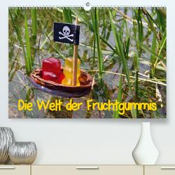 Die Welt der Fruchtgummis (Premium, hochwertiger DIN A2 Wandkalender 2020, Kunstdruck in Hochglanz) von Laue,  Ingo