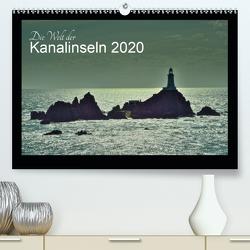 Die Welt der Kanalinseln 2020 (Premium, hochwertiger DIN A2 Wandkalender 2020, Kunstdruck in Hochglanz) von Just,  Gerald