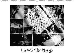 Die Welt der Klänge (Wandkalender 2019 DIN A2 quer) von aplowski,  andrea