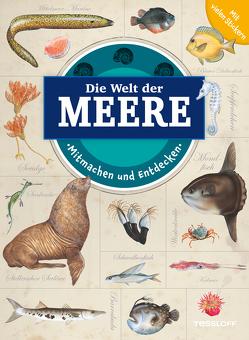 Mitmachen und Entdecken: Meere von Cheeseman,  Polly, Kuhlmeier,  Antje