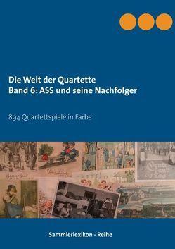Die Welt der Quartette Band 6 von Stork,  Leo