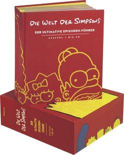 Die Welt der Simpsons von Groening,  Matt