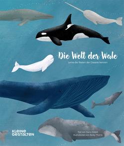 Die Welt der Wale von Dobell,  Darcy, Jones,  Amber, Klanten,  Robert, Thorns,  Becky