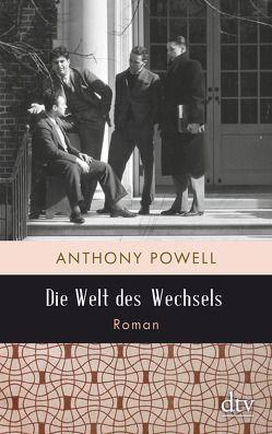 Die Welt des Wechsels von Feldmann,  Heinz, Powell,  Anthony