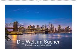 Die Welt im Sucher (Wandkalender 2019 DIN A2 quer) von Leiter,  Manfred
