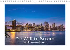 Die Welt im Sucher (Wandkalender 2019 DIN A4 quer) von Leiter,  Manfred