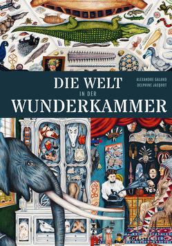 Die Welt in der Wunderkammer von Galand,  Alexandre, Jacquot,  Delphine, Wagner-Wolff,  Anke