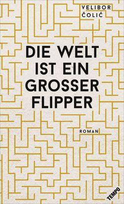 Die Welt ist ein großer Flipper von Colic,  Velibor, Steinitz,  Claudia