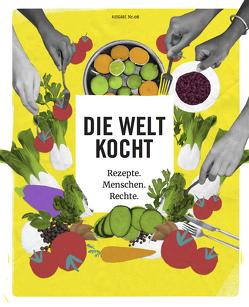 Die Welt kocht von Asylgruppe Münster,  Amnesty International