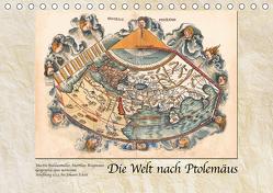 Die Welt nach Ptolemäus (Tischkalender 2020 DIN A5 quer) von Tunabooks/olf