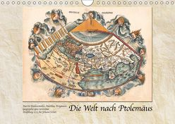 Die Welt nach Ptolemäus (Wandkalender 2018 DIN A4 quer) von Tunabooks/olf,  k.A.