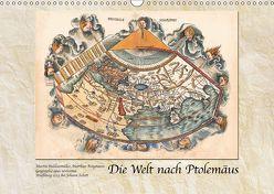 Die Welt nach Ptolemäus (Wandkalender 2019 DIN A3 quer) von Tunabooks/olf