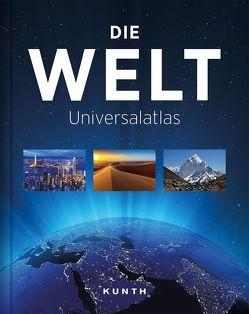 Die Welt – Universalatlas