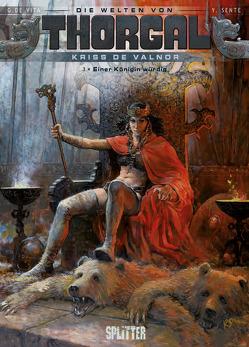 Die Welten von Thorgal – Kriss de Valnor. Band 3 von de Vita,  Giulio, Sente,  Yves