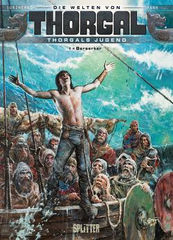 Die Welten von Thorgal – Thorgals Jugend. Band 4 von Surzhenko,  Roman, Yann