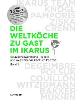 Die Weltköche zu Gast im Ikarus von Gerlach,  Hans, Klein,  Martin