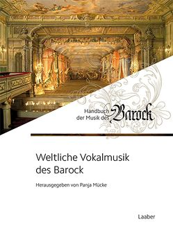 Die weltliche Vokalmusik des Barock von Mücke,  Panja
