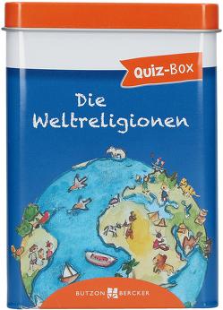 Die Weltreligionen von Marquardt,  Vera