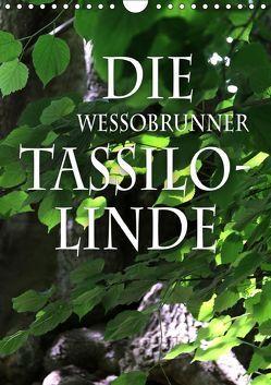 Die Wessobrunner Tassilolinde (Wandkalender 2019 DIN A4 hoch) von N.,  N.