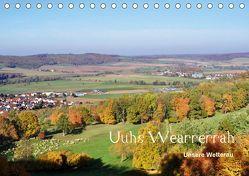 Die Wetterau mit Mundart-Statements (Tischkalender 2019 DIN A5 quer) von Exner,  Kornelia, kexDESIGN