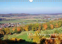 Die Wetterau mit Mundart-Statements (Wandkalender 2019 DIN A4 quer) von Exner,  Kornelia, kexDESIGN