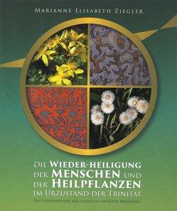 Die Wieder-Heiligung der Menschen und der Heilpflanzen im Urzustand der Trinität von Ziegler,  Elisabeth Marianne