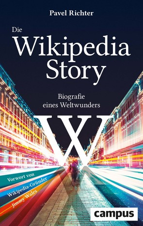 Die Wikipedia-Story von Richter,  Pavel, Wales,  Jimmy