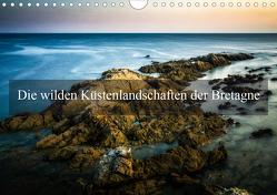 Die wilden Küstenlandschaften der Bretagne (Wandkalender 2020 DIN A4 quer) von Gaymard,  Alain