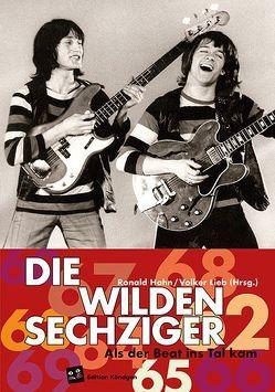 Die wilden Sechziger von Hahn,  Ronald M., Lieb,  Volker