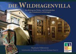 Die Wildhagenvilla von Endres-Paul,  Brigitte, Falkenstein,  Stephanie