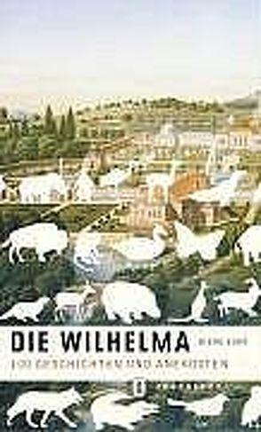 Die Wilhelma von Suhr,  Dierk
