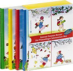 Die Wimmlinger Jahreszeiten-Box von Berner,  Rotraut Susanne