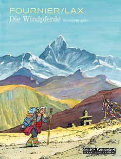 Die Windpferde von Fournier,  Jean-Claude, Lax,  Christian, Le Comte,  Marcel