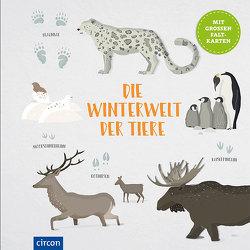 Die Winterwelt der Tiere von Kocí,  Irena, Kudrnová,  Jana K., Špačková,  Markéta