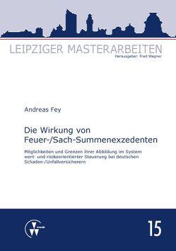 Die Wirkung von Feuer-/Sach-Summenexzedenten von Fey,  Andreas, Wagner,  Fred