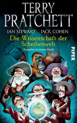 Die Wissenschaft der Scheibenwelt von Brandhorst,  Andreas, Cohen,  Jack, Pratchett,  Terry, Simon,  Erik, Stewart,  Ian