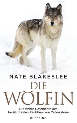 Die Wölfin von Blakeslee,  Nate, Gittinger,  Antoinette