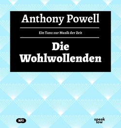 Die Wohlwollenden von Arnold,  Frank, Feldmann,  Heinz, Powell,  Anthony