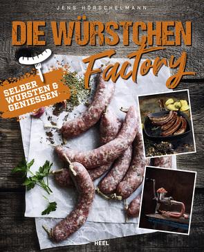Die Würstchen-Factory von Hörschelmann,  Jens