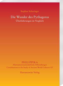 Die Wunder des Pythagoras von Scharinger,  Stephan
