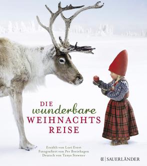 Die wunderbare Weihnachtsreise von Breiehagen,  Per, Evert,  Lori, Stewner,  Tanya