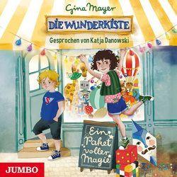 Die Wunderkiste. Ein Paket voller Magie von Danowski,  Katja, Mayer,  Gina