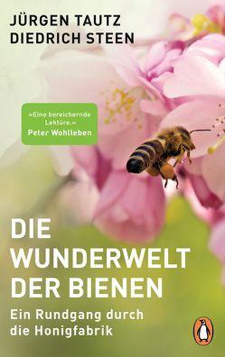 Die Wunderwelt der Bienen von Steen,  Diedrich, Tautz,  Jürgen
