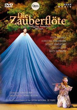 Die Zauberflöte von Fischer,  Iván, Mozart,  Wolfgang Amadeus