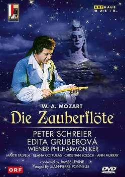 Die Zauberflöte von Levine,  James, Mozart,  Wolfgang Amadeus